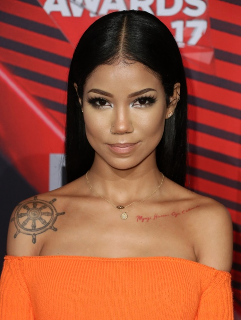 2017 iHeartRadio Music Awards Featuring: Jhene Aiko Where: Los Angeles, California, United States When: 06 Mar 2017 Credit: FayesVision/WENN.com
