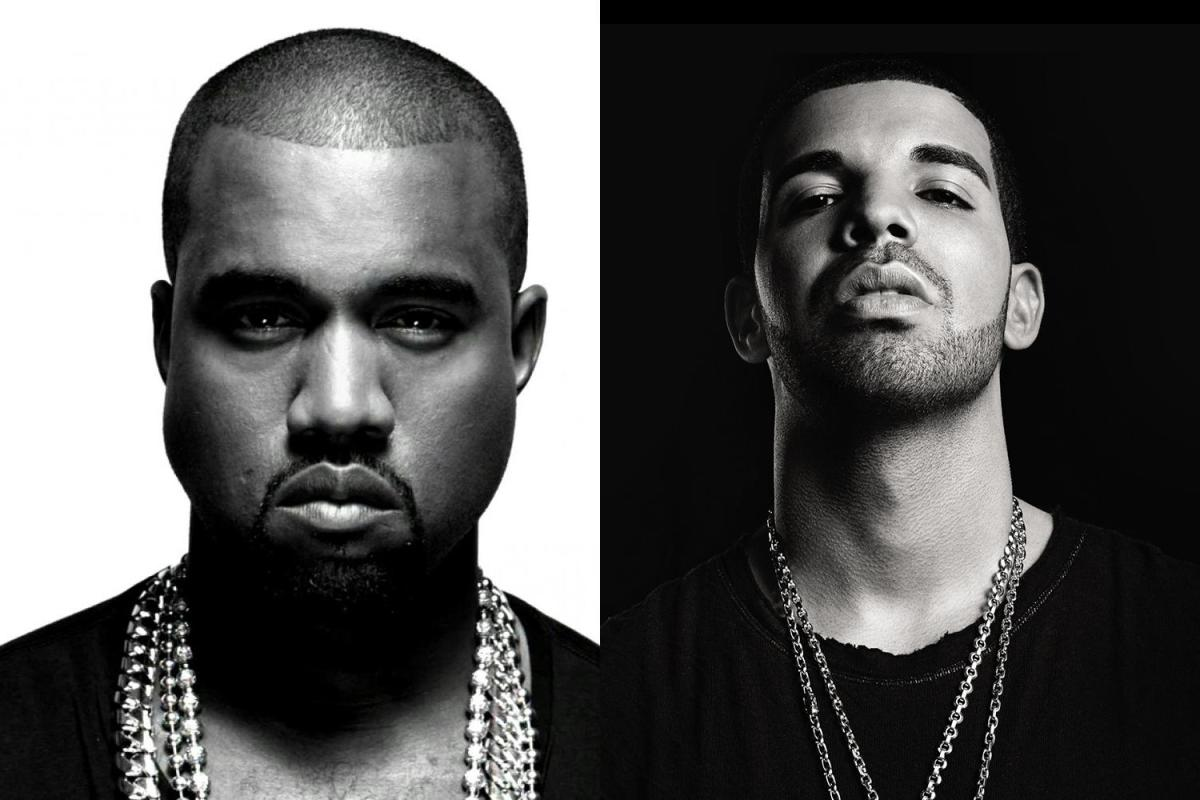 Drake vs. Kanye West: Two Powerful Forces In The Game