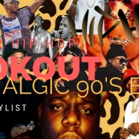 Summer Hip-Hop Cookout: nostalgic 90's BBQ Music