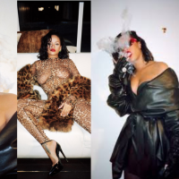 Rihanna Talks about Mental Health, Dealing with Criticism and Morning Rituals in an interview with Interview Magazine