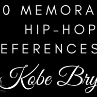 10 Memorable Hip-Hop References Of Kobe Bryant